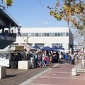 San Diego's Embarcadero.- Embarcadero + Waterfront Park