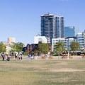 Waterfront Park.- Embarcadero + Waterfront Park