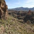 Expansive views from Black Cross Butte.- Black Cross Butte Hike