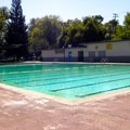 Swimming and wading pool in Southside Community Park.- Southside Community Park
