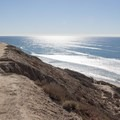 The campground is part of San Onofre State Beach.- San Mateo Campground