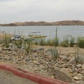 The southern shore boat launch.- Millerton Lake State Recreation Area