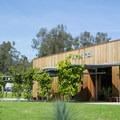 Ayres Hall in Los Angeles County Arboretum and Botanic Garden.- Los Angeles County Arboretum + Botanic Garden