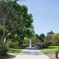 There is a variety of sculptures throughout the arboretum.- Los Angeles County Arboretum + Botanic Garden