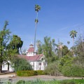 Queen Anne coach house.- Los Angeles County Arboretum + Botanic Garden