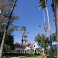 Queen Anne Cottage.- Los Angeles County Arboretum + Botanic Garden