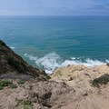 Great views over the Pacific.- Scripps Coastal Reserve