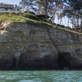 The La Jolla Sea Caves.- La Jolla Shores