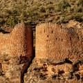 Some of the towers of Hovenweep.- Hovenweep National Monument