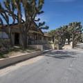 Black Rock Canyon Ranger Station.- Black Rock Canyon Campground