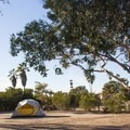San Clemente State Beach Campground.- San Clemente State Beach
