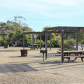 Campsites at San Clemente Beach Campground.- San Clemente State Beach Campground