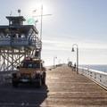 San Clemente Pier.- San Clemente City Beach + Pier