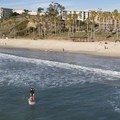 San Clemente City Beach.- San Clemente City Beach + Pier
