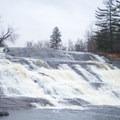 Lampson Falls.- Lampson Falls