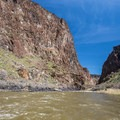 Entering Iron Point Canyon.- Owyhee River: Rome to Birch Creek