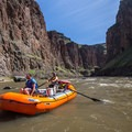 Iron Point Canyon on the Owyhee River.- Owyhee River: Rome to Birch Creek