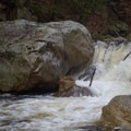 Your Mom at a medium-high flow.- Middlebury Gorge Kayaking