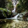Bustarse Falls is a beautiful spot.- Burstarse Falls Hike via Pacific Crest Trail