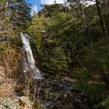 Burstarse Falls.- Burstarse Falls Hike via Pacific Crest Trail