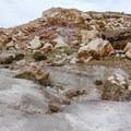 Geology of the area.- Cleveland-Lloyd Dinosaur Quarry