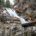 BC Falls. - BC Falls Hike