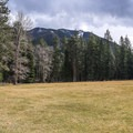 Lots of room for games.- Wallowa Lake State Park