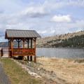 Lake overlook.- Wallowa Lake State Park