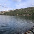 Wallowa Lake.- Wallowa Lake State Park