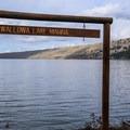 Wallowa Lake Marina.- Wallowa Lake State Park