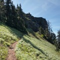 The Iron Mountain Trail.- Iron Mountain