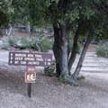 Marion Mountain Trailhead.- San Jacinto Peak via Marion Mountain Trail