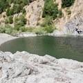 Standish-Hickey SRA Swimming Hole.- Standish-Hickey SRA Swimming Hole