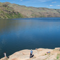 Granite Point on the Snake River.- Granite Point