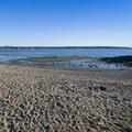 View toward Burrard Inlet.- Second Beach