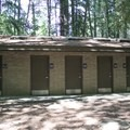 Campground facilities.- Rock Creek Campground