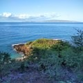 Start your hike soon after sunrise to watch the hillside come alive.- Pu'u Ola'i / Red Hill