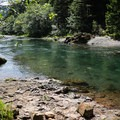 North Fork Middle Fork of the Willamette River.- North Fork Middle Fork Willamette Swimming Hole 1.4
