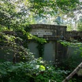 The old Eugene Waterworks building.- Camp Creek Road Waterworks Swimming Hole