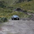 Rough roads at Mojanda Lake.- Lagunas de Mojanda