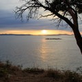 One of the views along the short bluff walking path.- San Juan County Day Park + Campground
