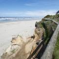 Tillicum Beach at Tillicum Beach Campground.- Tillicum Beach Campground