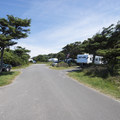 Beachside State Park Campground.- Beachside State Recreation Site Campground