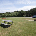 Day use at Beachside State Recreation Site Campground.- Beachside State Recreation Site Campground