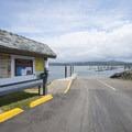 Alsea Bay Marina.- Alsea Bay Marina + Robinson Park