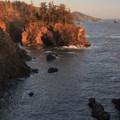 View south toward Natural Bridges.- Samuel H. Boardman State Scenic Corridor