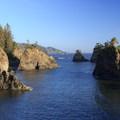 View south of Secret Beach.- Samuel H. Boardman State Scenic Corridor