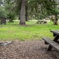 Hiker-biker camping area.- New Brighton Campground