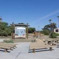 Amphitheater.- San Elijo State Beach Campground