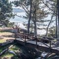 Año Nuevo Point Trail.- Año Nuevo Point Trail
